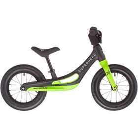 Serious Superhero PB Magnesium Bici senza pedali Bambino, nero/verde